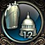 Steam achievement Holy Father (Civ5)