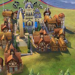 Norwegian capital in Medieval Era