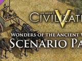 Wonders of the Ancient World Scenario Pack (Civ5)