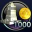 Steam achievement Rest in Gold Pieces (Civ5)