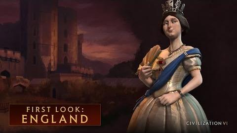 CIVILIZATION VI - First Look England