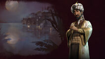 CivilizationVI Arabien Saladin