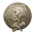 Great Engineer badge (Civ6)