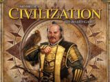 Sid Meier's Civilization: The Board Game – Wisdom and Warfare (2013)