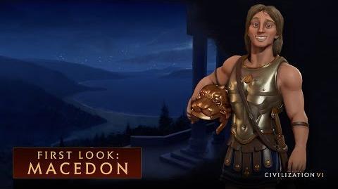 CIVILIZATION VI – First Look Macedon - International Version (With Subtitles)