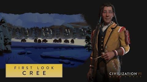 Civilization VI Rise and Fall – First Look Cree