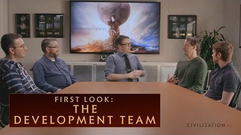CIVILIZATION VI - First Look The Development Team - International Version (With Subtitles)