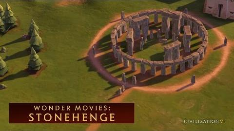 CIVILIZATION VI - Stonehenge (Wonder Movies)