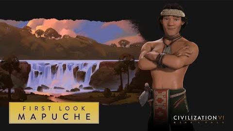 Civilization VI Rise and Fall – First Look Mapuche