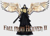 Fall from Heaven II Angel Logo