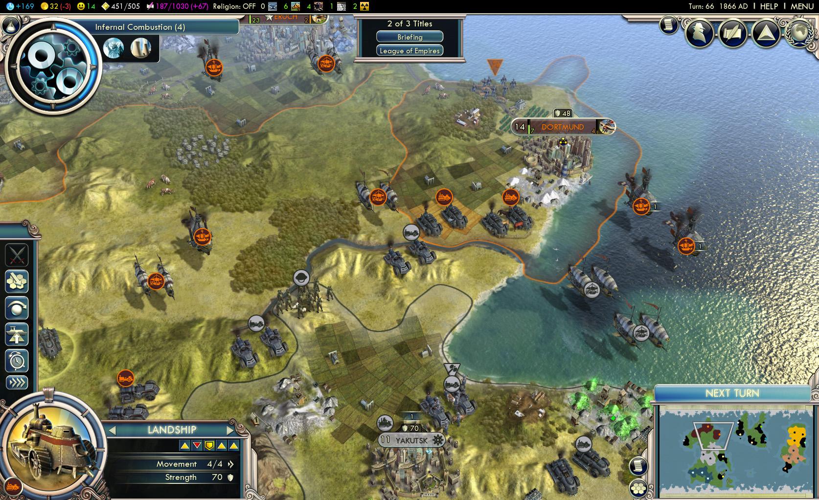 Empires of the Smoky Skies (Civ5) | Civilization Wiki