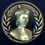 Steam achievement A Woman's Work (Civ5)