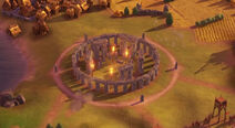 Civilization VI Stonehenge