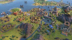 2KGMKT CivilizationVI-GS Game-Image Ottoman GrandBazaar 1b