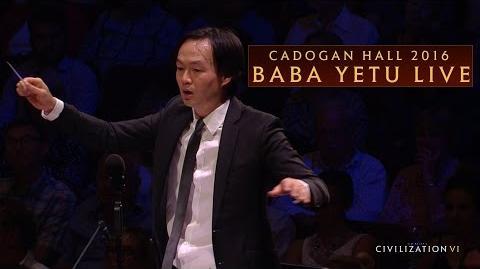 Baba Yetu Live - Cadogan Hall 2016