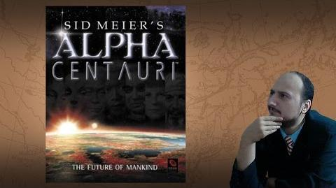 "Gaming History Sid Meier's Alpha Centauri ""The greatest story ever played"""