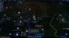 Starships Galaxiekarte 01