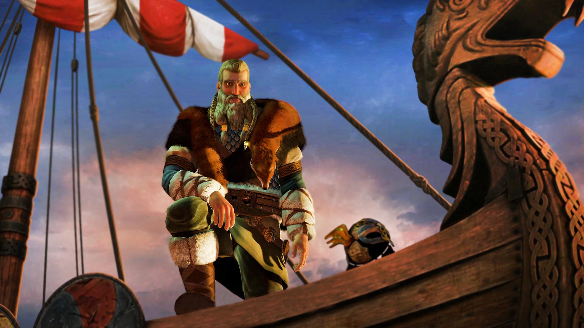 Vikings Civ 6