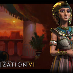 Promotional image of Cleopatra