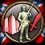 Steam achievement Pickett's Recharge (Civ5)