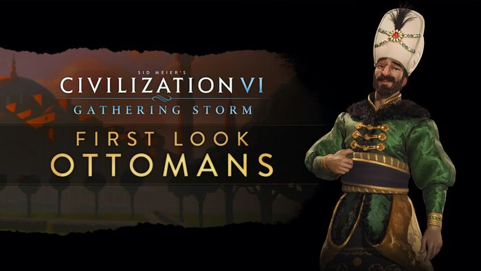 2KGMKT CivilizationVI-GS Video Thumbnail First Look Ottomans