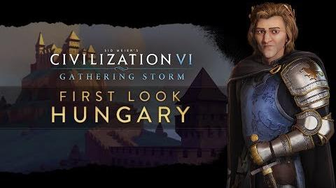 Civilization VI Gathering Storm - First Look Hungary