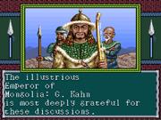 Genghis Khan (Civ1)