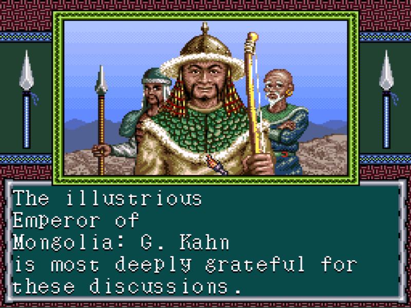 Mongol (Civ1)   Civilization Wiki   FANDOM powered by Wikia