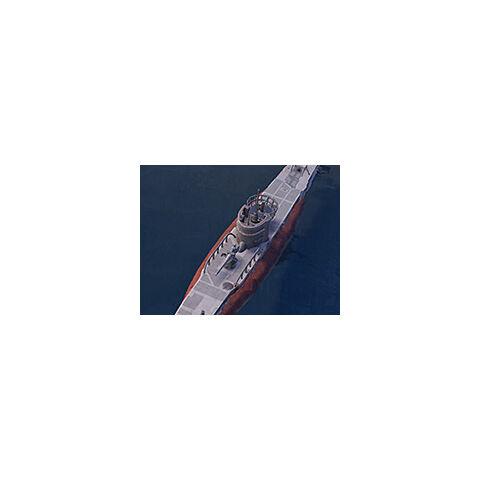 A U-Boat up close