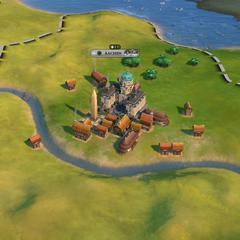 German capital in Medieval Era after <i>Gathering Storm</i> update