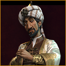 Arabia-leader-Civ6