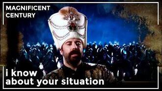 Suleiman's Letter To Francois Magnificent Century