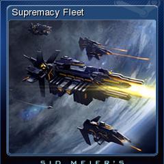 Supremacy Fleet