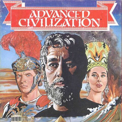 Box art for <i>Advanced Civilization</i> (1991)