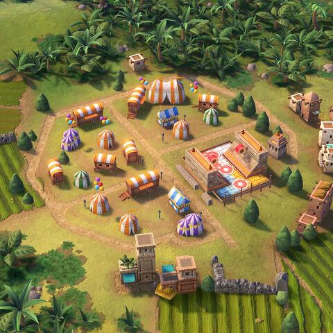 The Tlachtli, the Aztecs' unique building