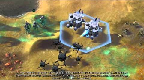 """Featurette 3 de Civilization Beyond Earth-Rising Tide - """"Afinidades híbridas"""""""