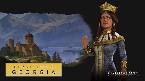 Civilization VI- Rise and Fall – First Look- Georgia