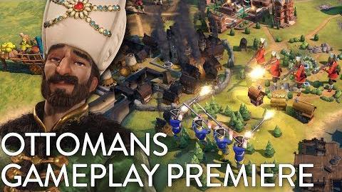 Civilization VI- Gathering Storm - Ottomans Gameplay Premiere (Dev Livestream)