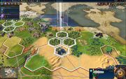 Establishing a National Park (Civ6)