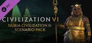Nubia Civilization & Scenario Pack (Civ6)