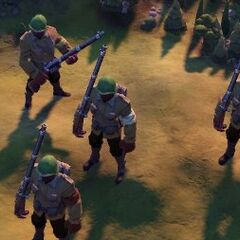 African Infantry