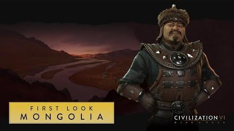 Civilization VI- Rise and Fall – First Look- Mongolia