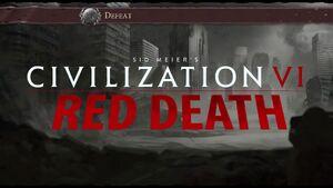 Civ6 Red Death Banner