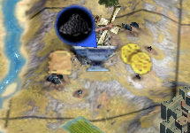 Resource (Civ4) tile yield example1