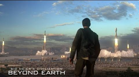 "Cinemática oficial de Civilization Beyond Earth – ""The Chosen""-0"
