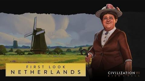 Civilization VI- Rise and Fall – First Look- Netherlands