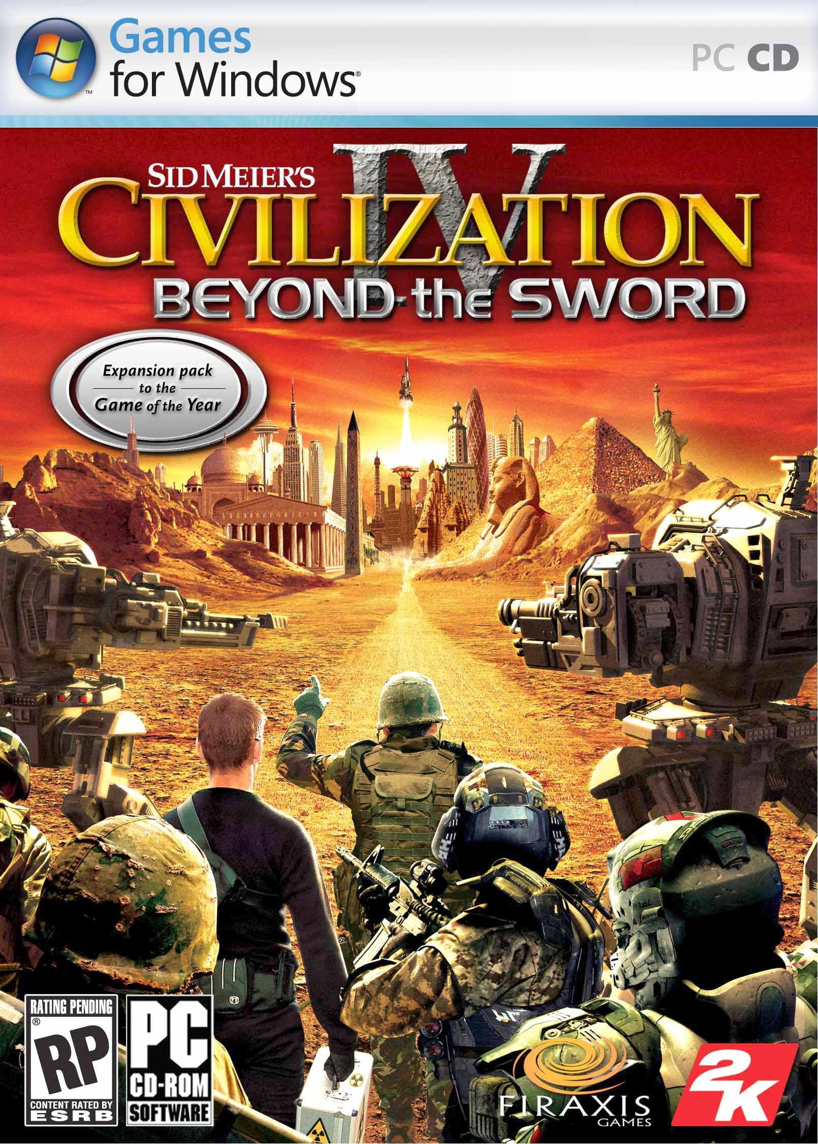 Civilization iv: beyond the sword — strategywiki, the video game.