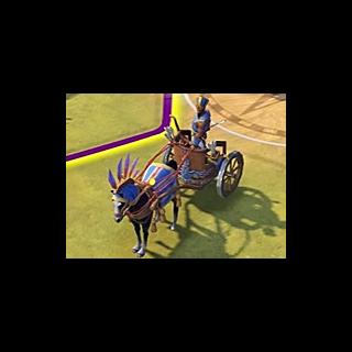 The Maryannu Chariot Archer, Egypt's unique unit