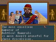 Hammurabi (Civ1)