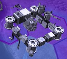 Orbital fabricator
